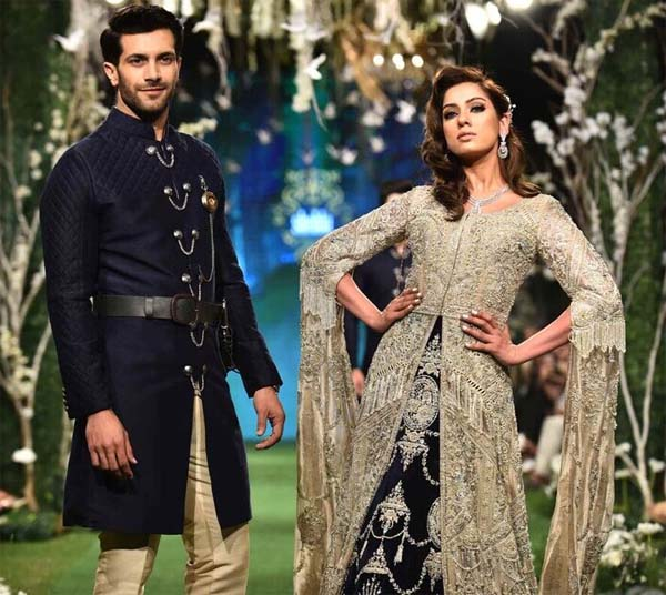 Shehla Chatoor unveiled Bridal collection Nur-e-Alaleh