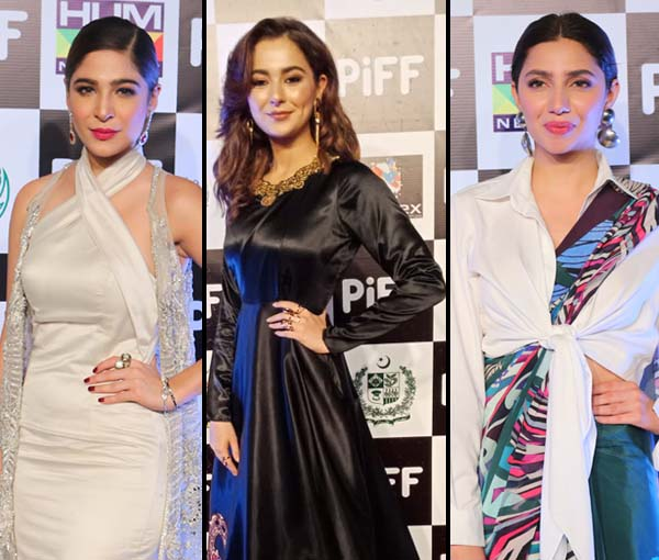 Who's wearing what at PiFF 2018 Red Carpet