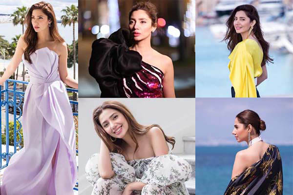 Mahira Khan's 10 glamorous looks at Cannes 2018