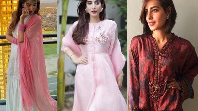 Who wears what on Festive Eid 2018