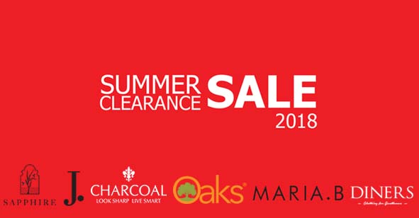9 Summer Clearance Sales to save money in Pakistan