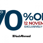 Gul Ahmed up to 70% off sale
