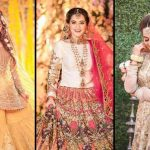 Aiman Khan wedding dresses