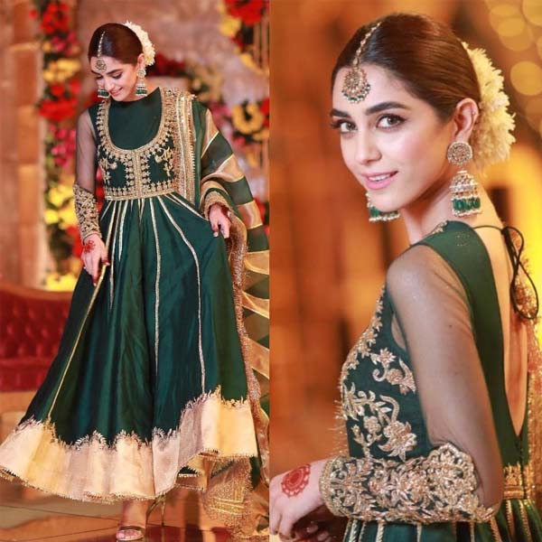 Maya Ali cousin wedding