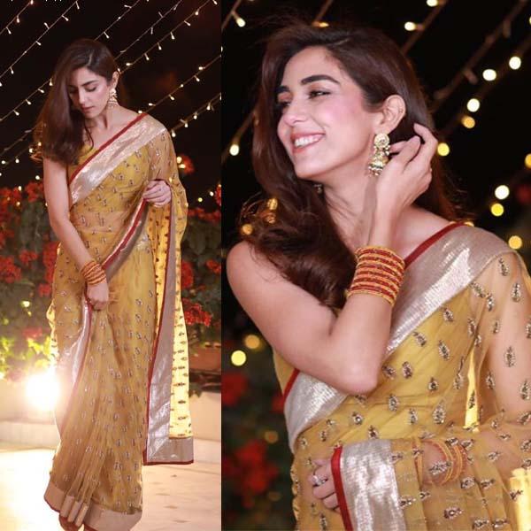 Maya Ali cousin Mayun