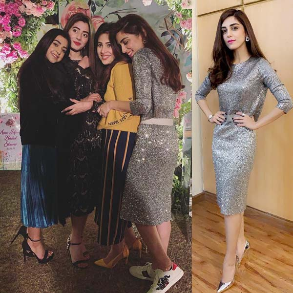 Maya Ali bridal shower