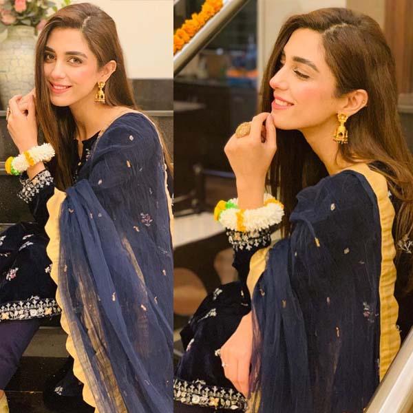 Maya Ali Dholki