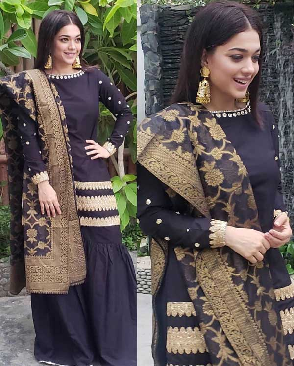 Sanam Jung Eid dress