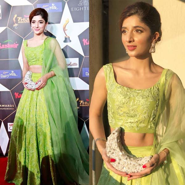 Mawra Hocane dress Hum Awards 2019