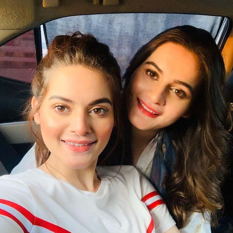 Aiman Khan & Minal Khan to launch a clothing brand