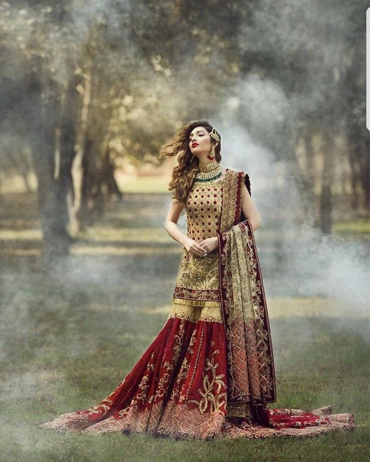 Farah Fatima Bridal