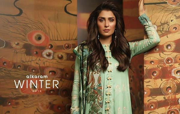 Al Karam Winter collection 2018 prices, designs, review