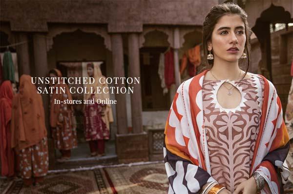 Cross Stitch Modern-Nomad unstitched cotton satin collection 2018