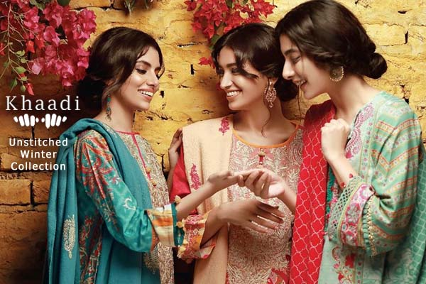Khaadi Winter collection 2018 prices & review