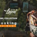 Salitex Linen Winter Shawl collection