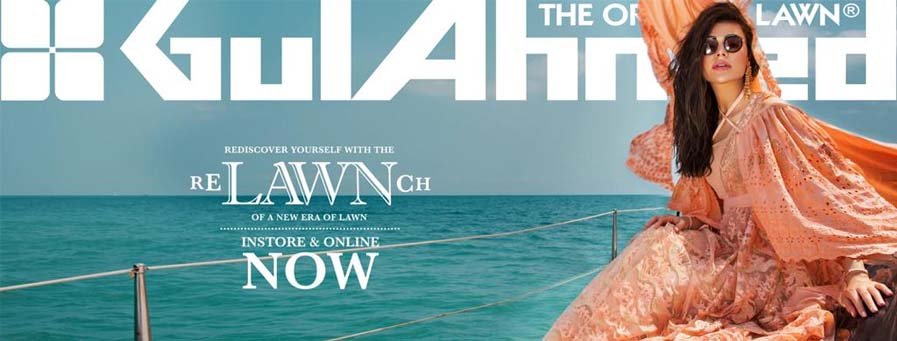 Gul Ahmed Summer Premium collection 2019