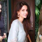 Celebrity dresses on Eid-ul-Azha