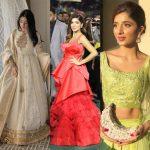 Hum Awards 2019 Celebrity Dresses
